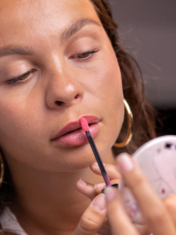 aperçu du gloss Le French Make-up