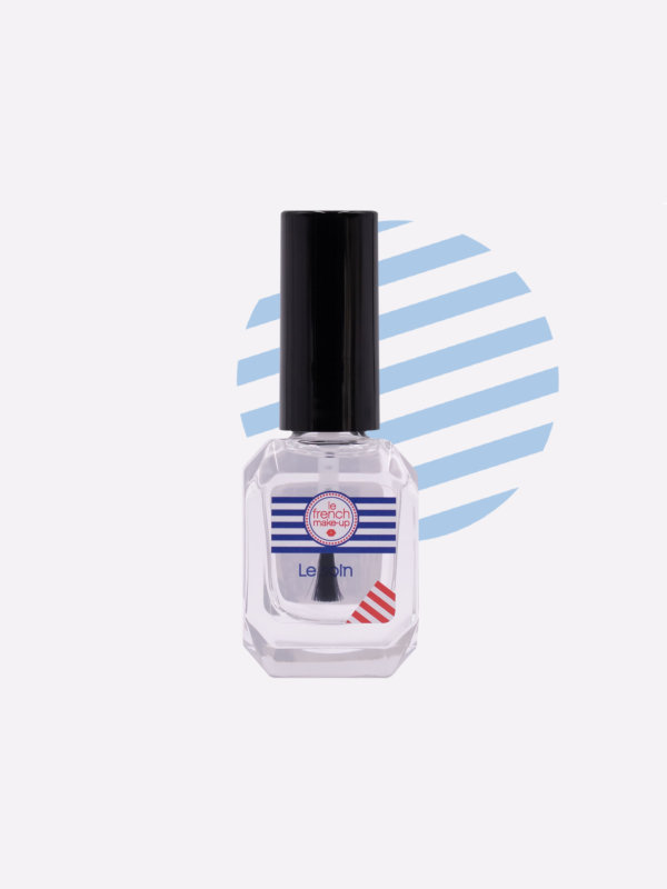 Le soin vernis à ongles top coat Le French Make-up