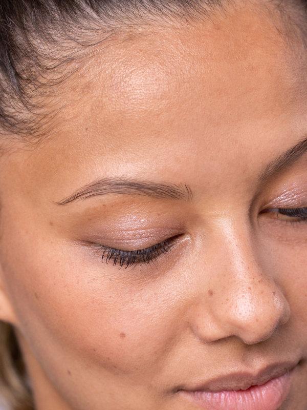 Aperçu des ombrés fard à paupières Le French Make-up