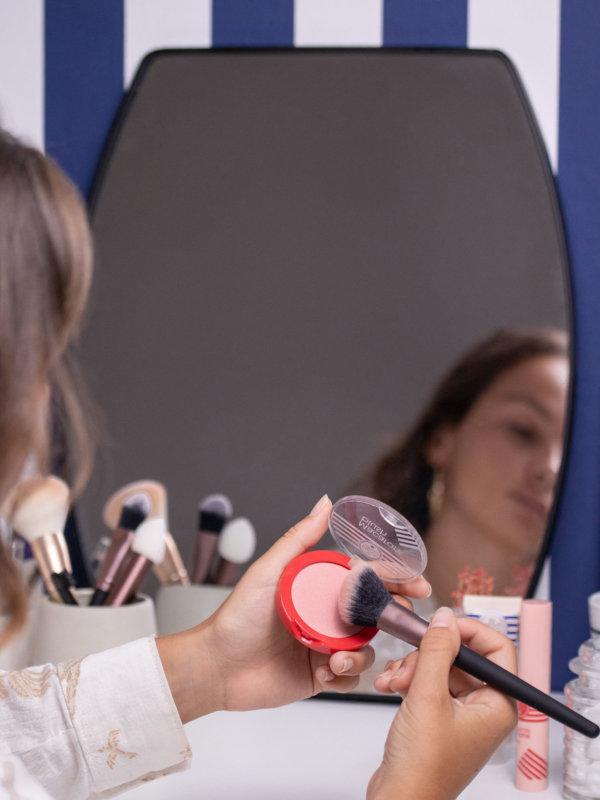 aperçu le blush Le French Make-up