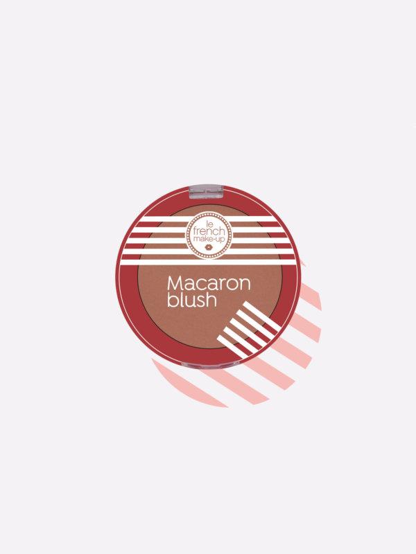 le macaron blush Le French Make-up