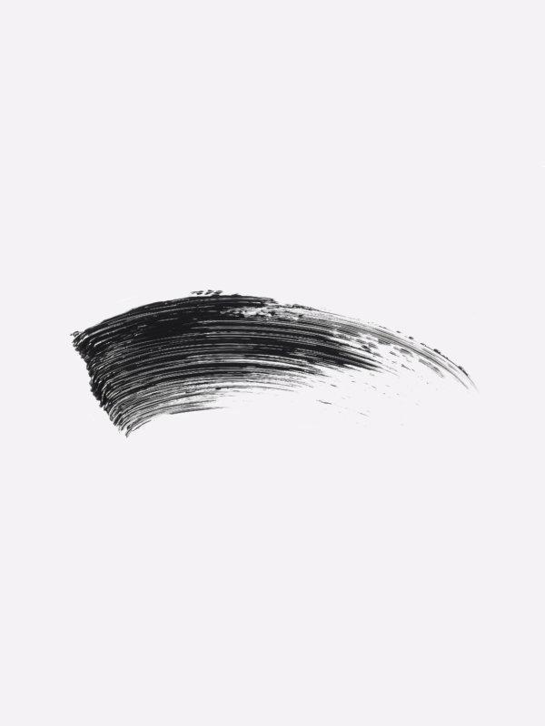 La texture du mascara fabuleux 3-en-1 Le French Make-up
