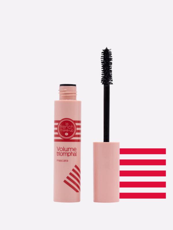 Le mascara volume triomphal Le French Make-up
