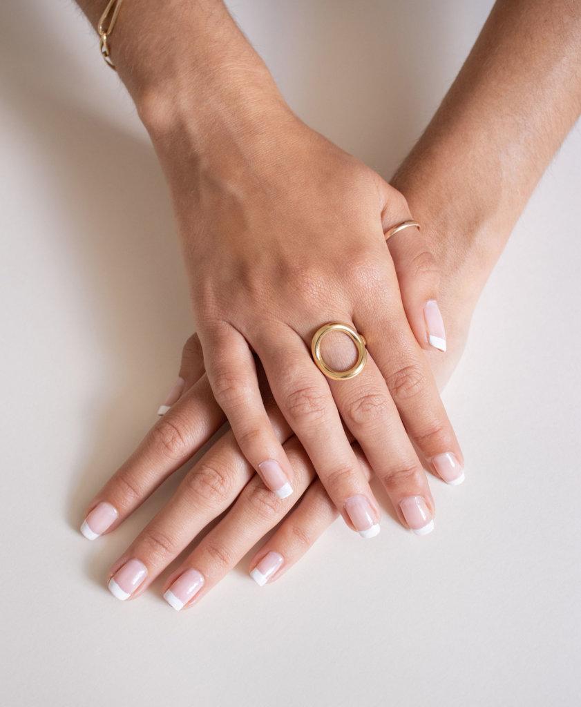 tutoriel cosmétique les ongles Le French Make-up