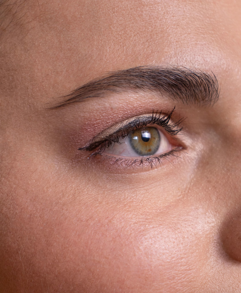 tutoriel maquillage les yeux Le French Make-up