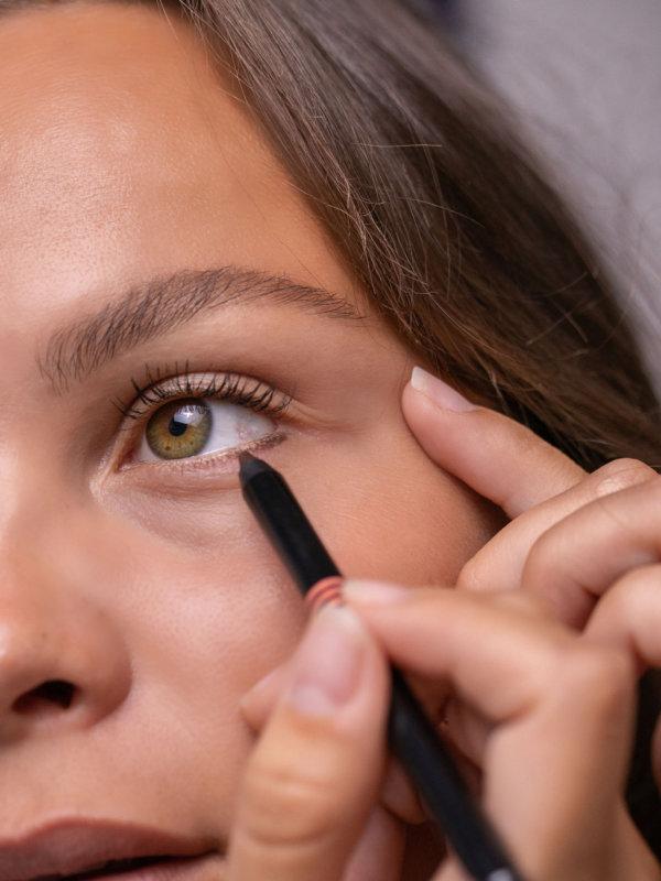 Le crayon contour yeux