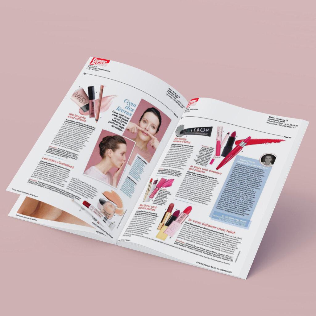 Magazine article Le French Make-up