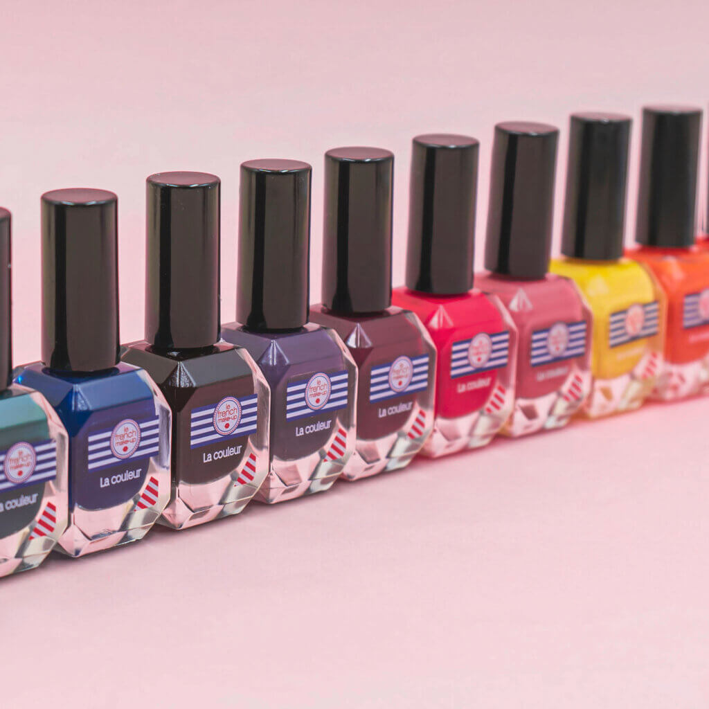 Vernis à ongles Le French make-up